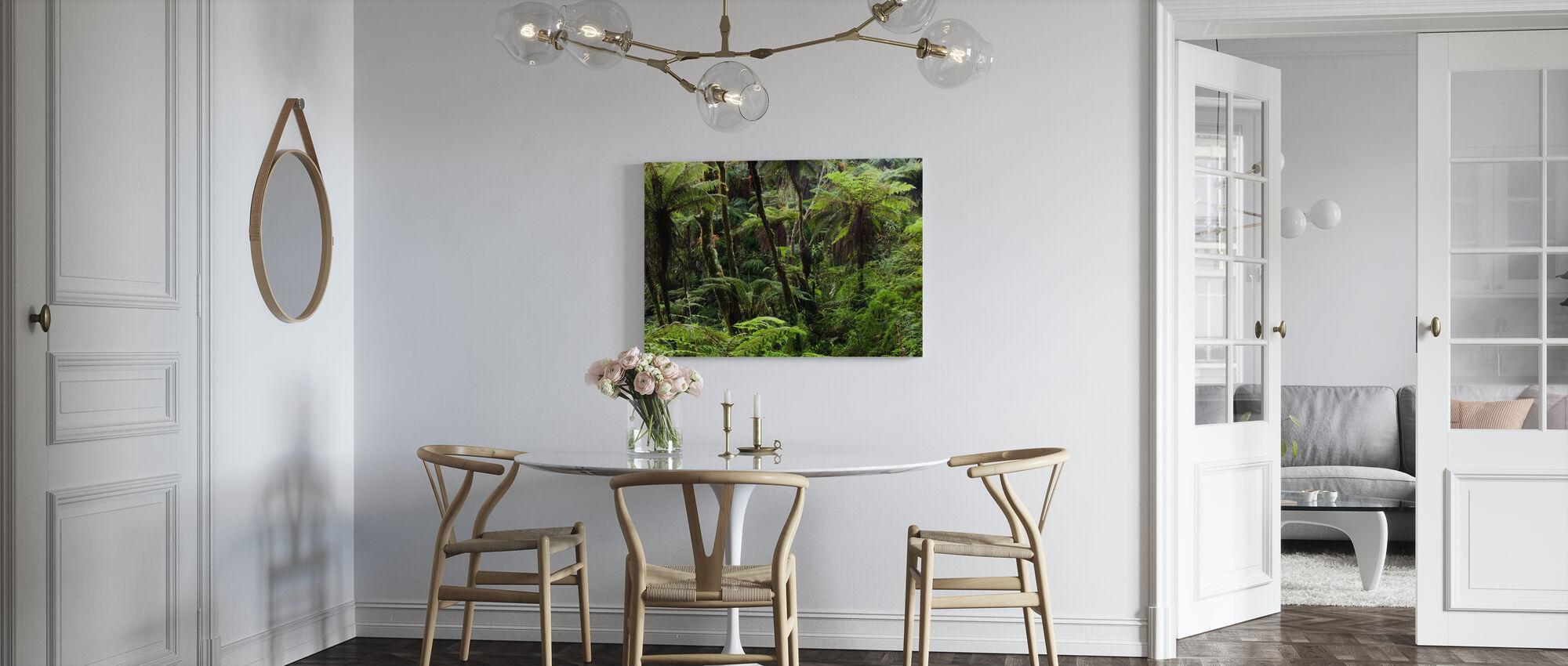 Cloud Forest - Canvas print - Kitchen