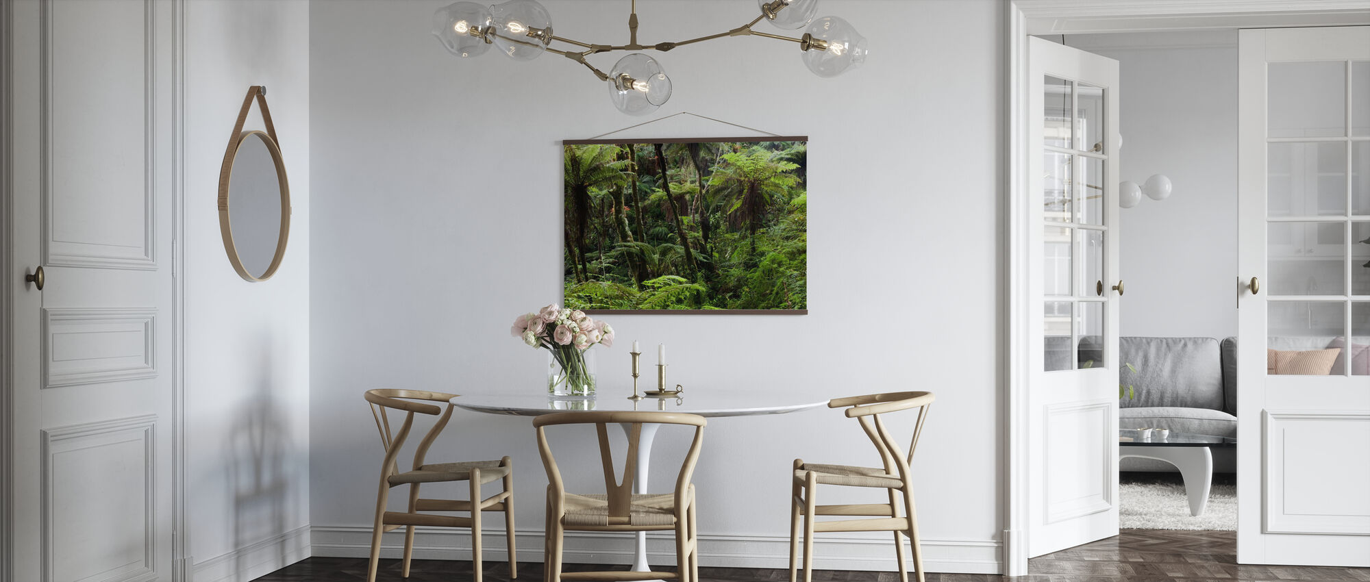 Cloud Forest - Poster - Kitchen