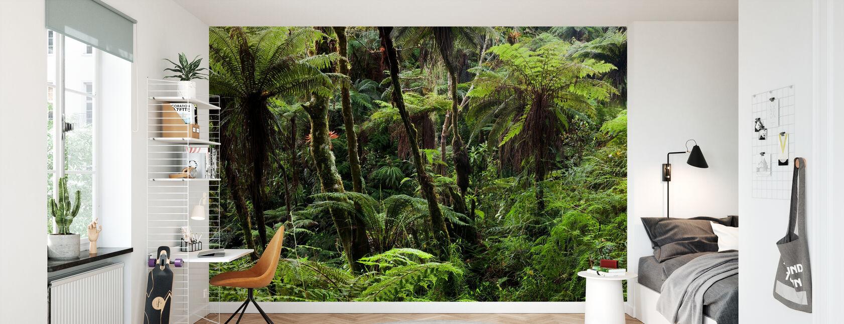 Cloud Forest - Wallpaper - Kids Room