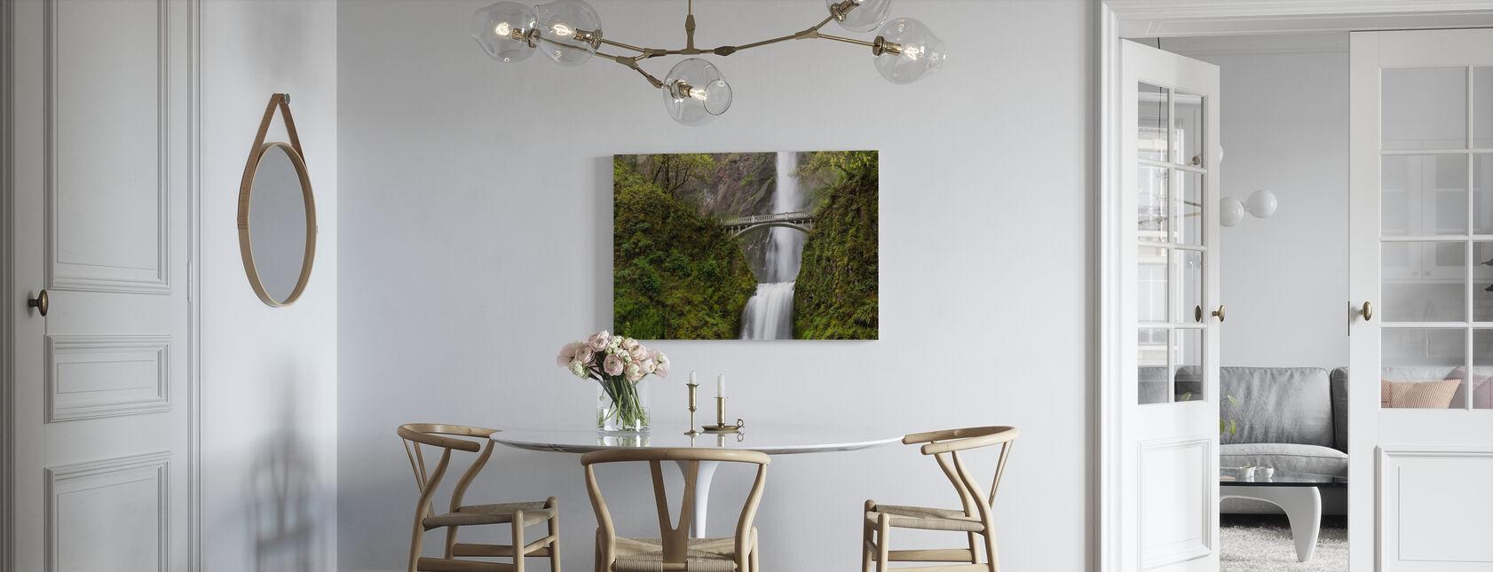 Multnomah Falls - Canvastaulu - Keittiö