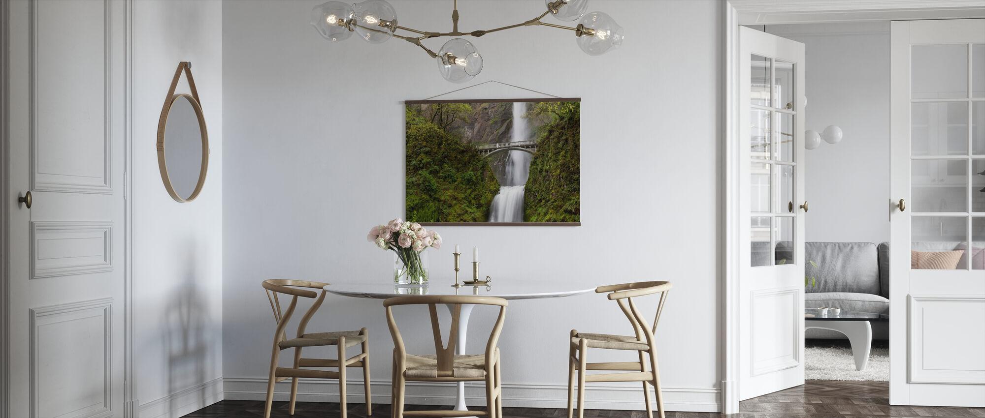 Multnomah Falls - Poster - Kitchen