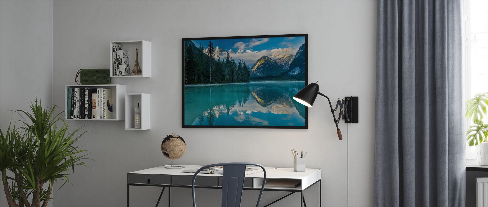 Lake Landro - Poster - Office