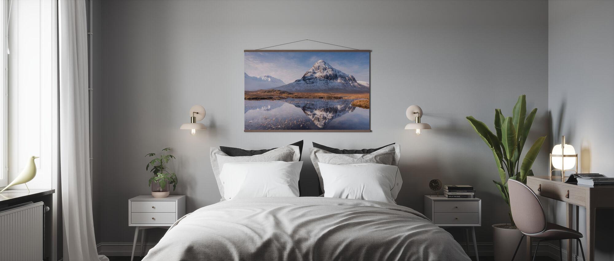 Buachaille Etive Beag - Poster - Schlafzimmer