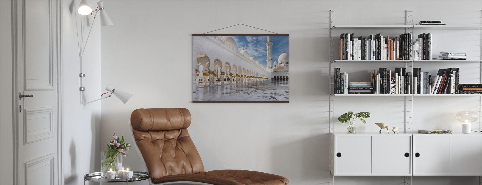 Orient moskeija - Juliste - Olohuone