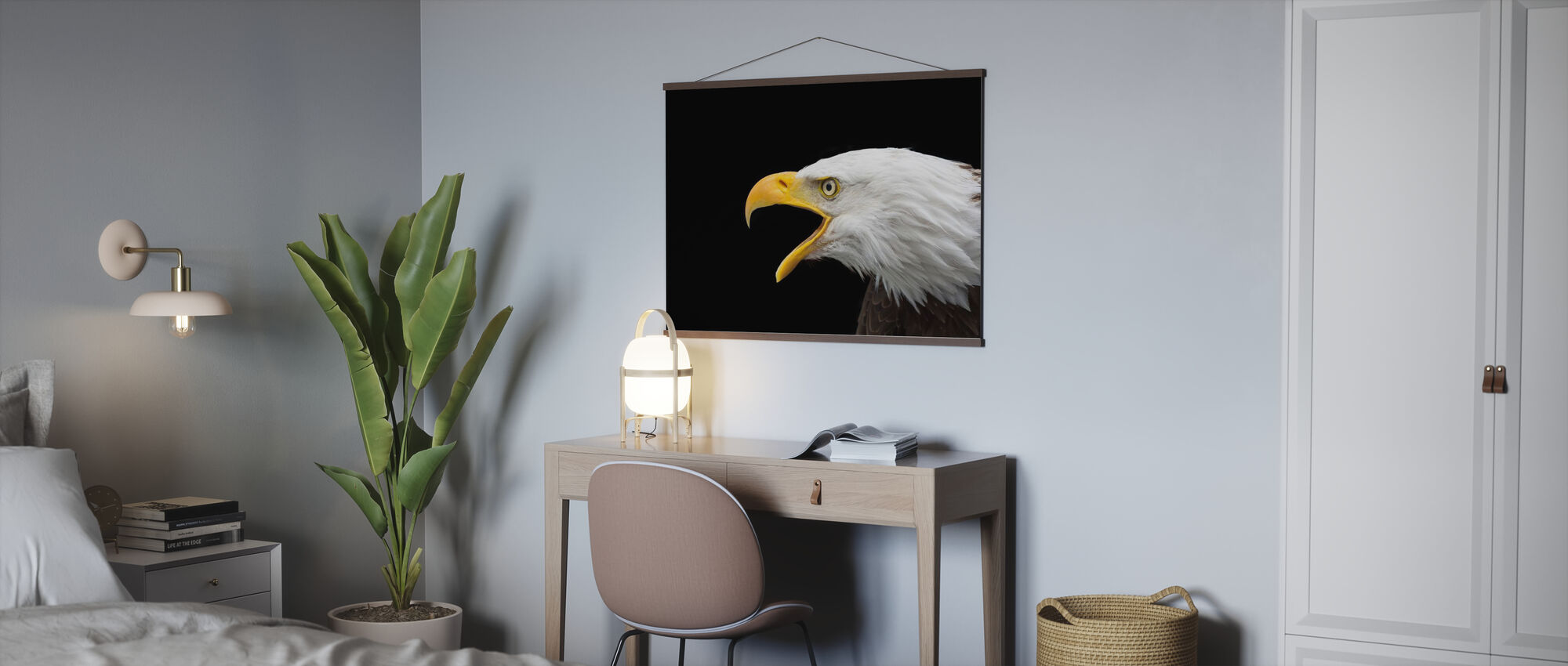 Bald Eagle - Poster - Office