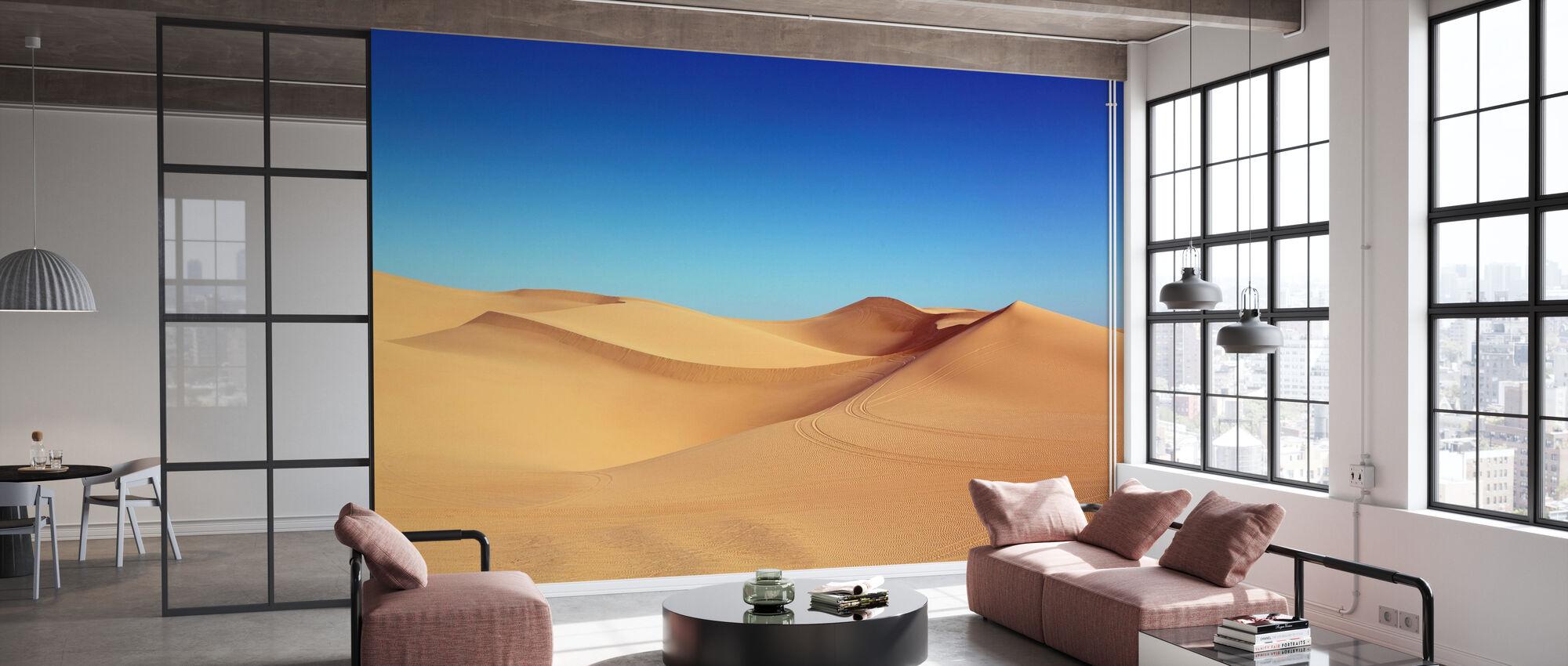 Desert Sand Dunes - Wallpaper - Office