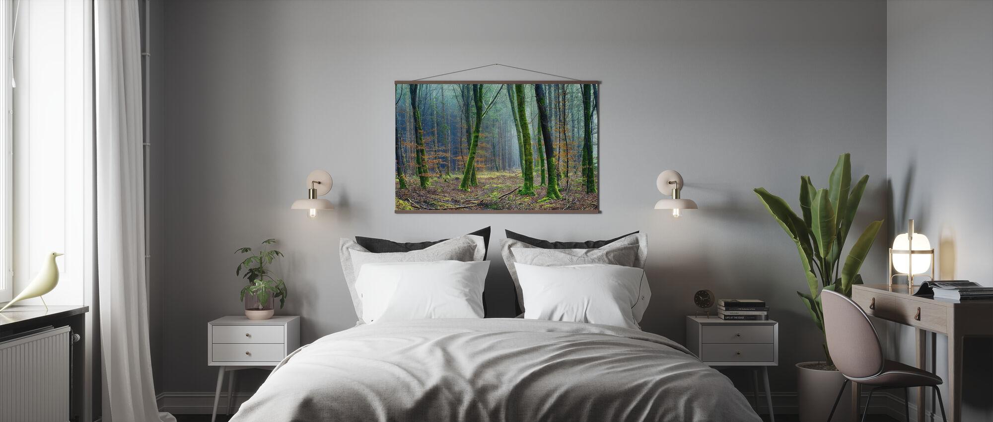 Skogen - Plakat - Soverom