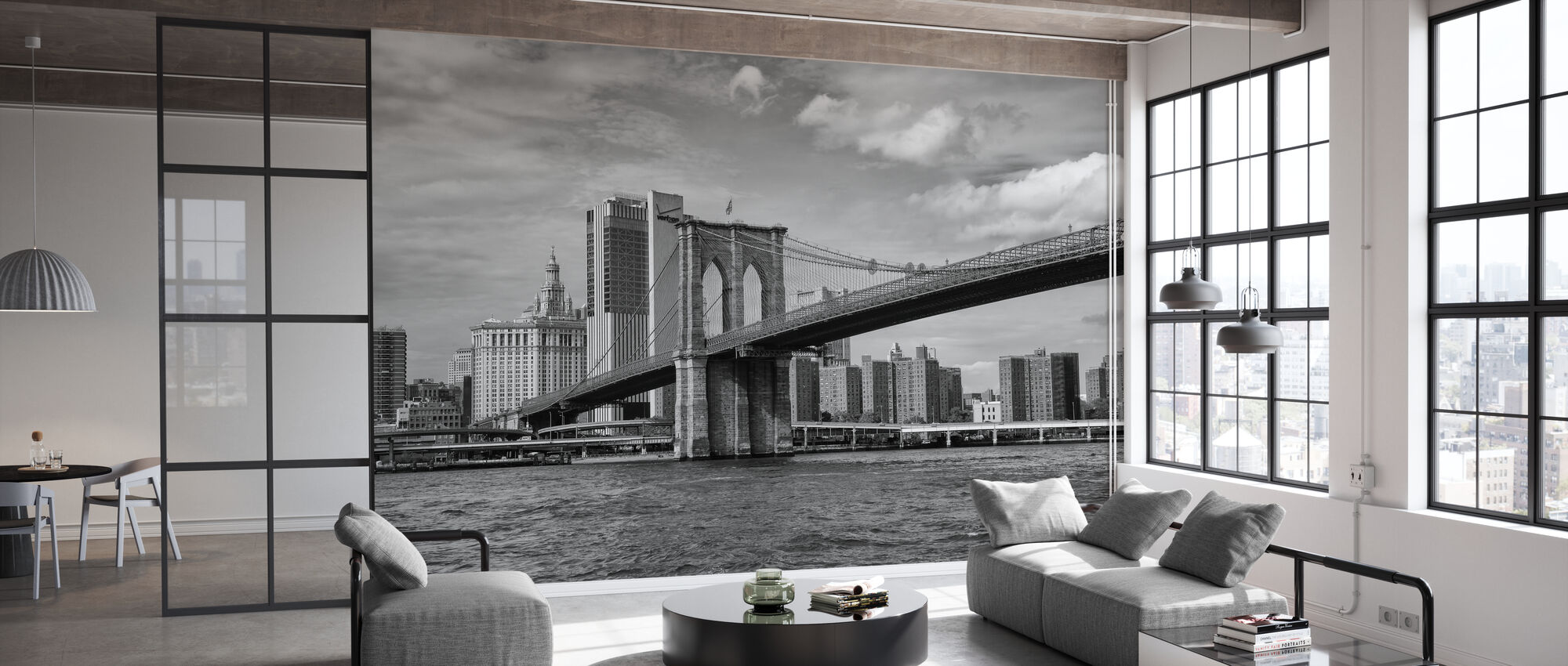 Bridge - Wallpaper - Office