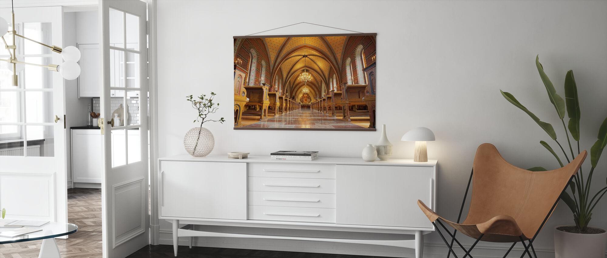 Catholic Church - Poster - Living Room