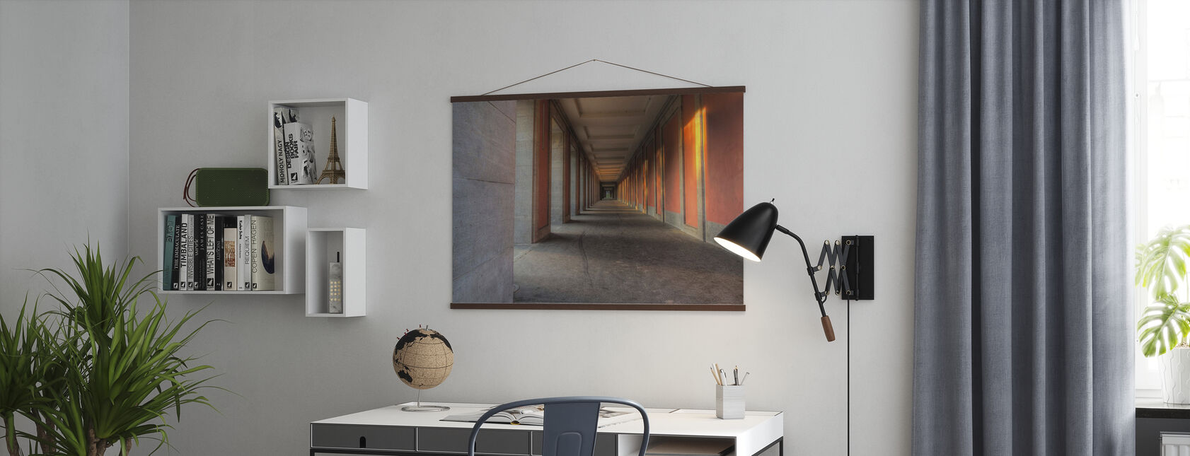 House Gallery - Poster - Office