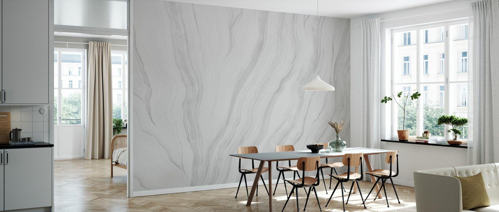 Unearth - Light Chalk - Wallpaper - Kitchen