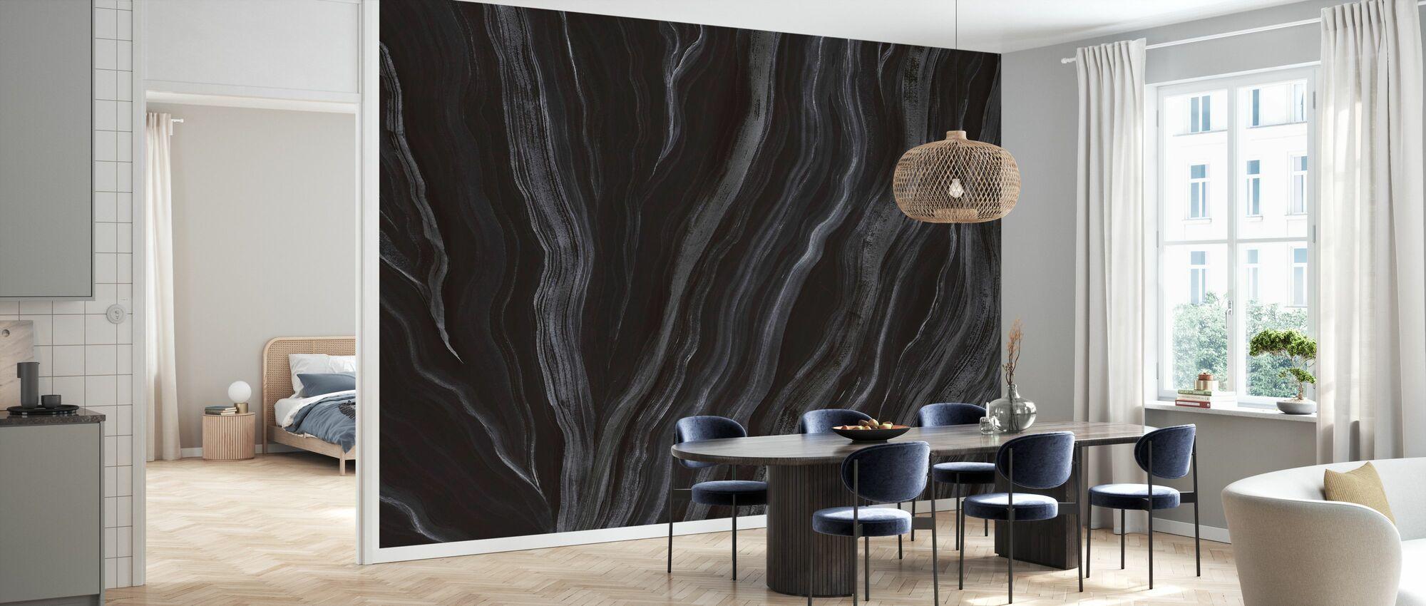 Unearth - Onyx - Behang - Keuken