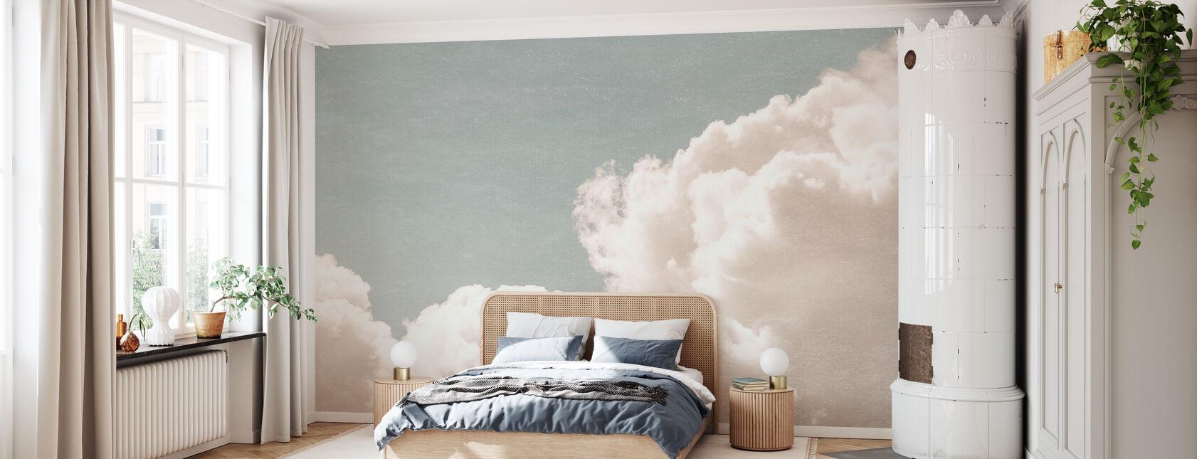 Blozen Wolken Daydream Filter - Behang - Slaapkamer