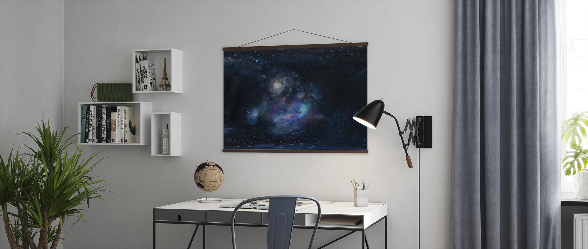 Outer Space - Poster - Office