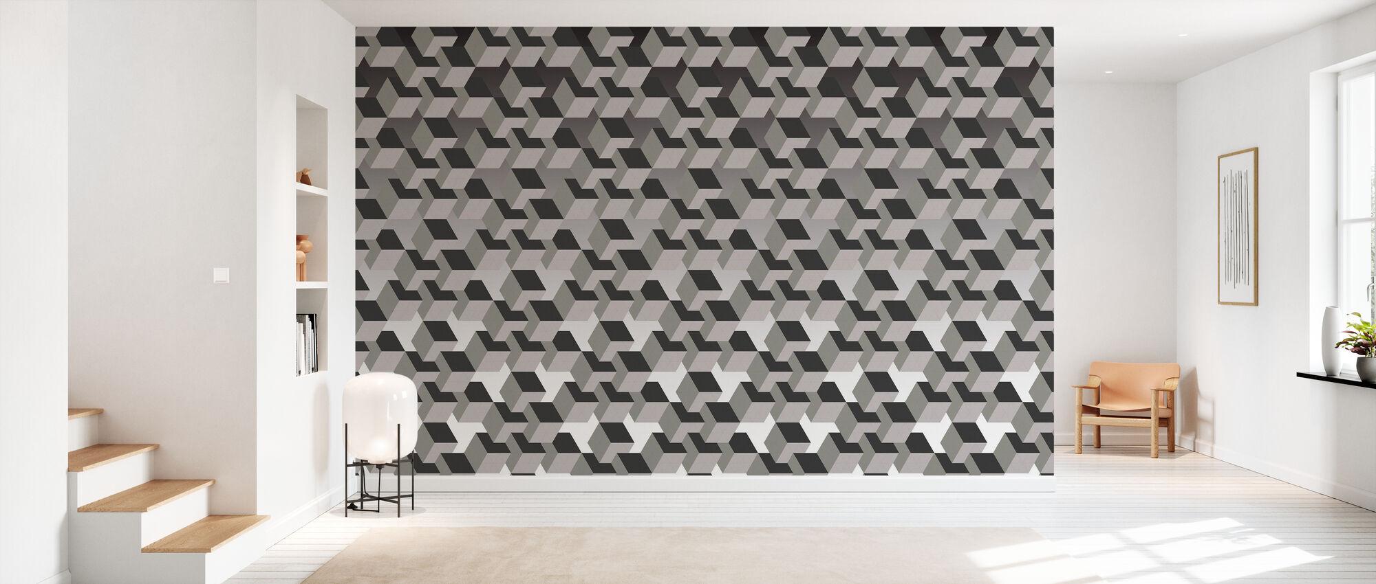 Eschmash - Wallpaper - Hallway