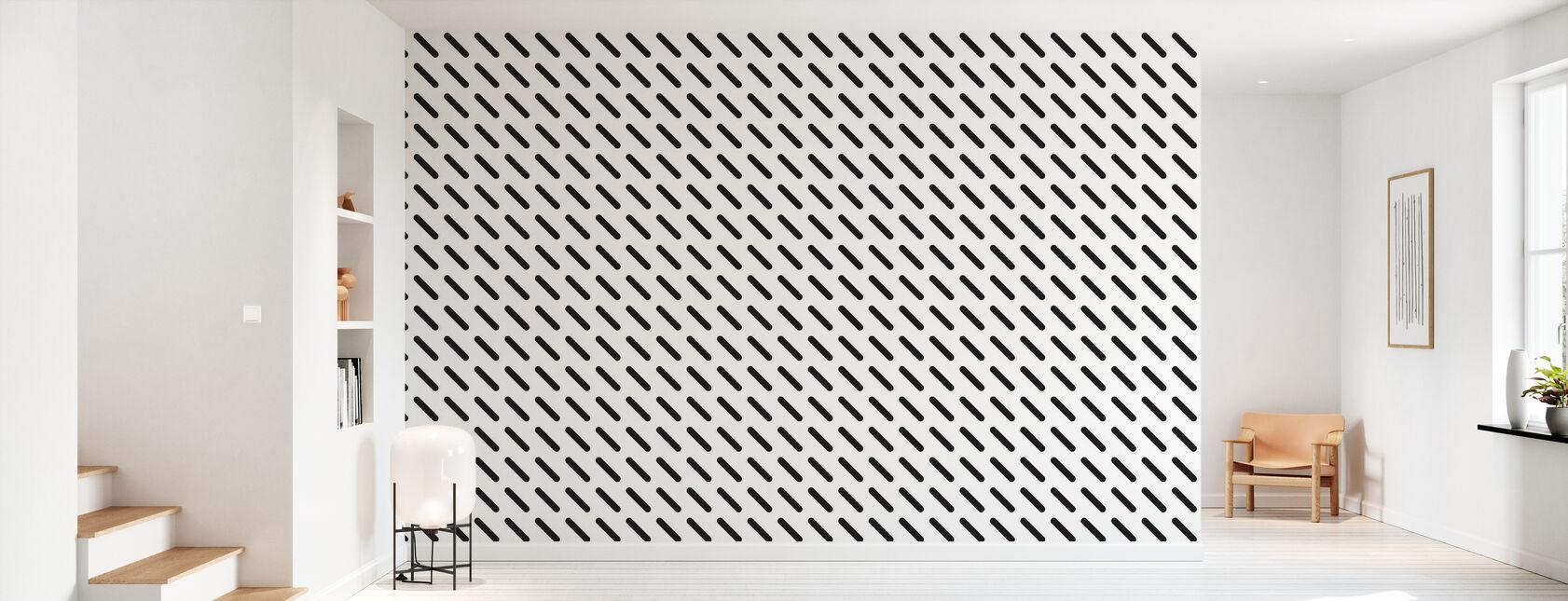 Rain on You - Wallpaper - Hallway