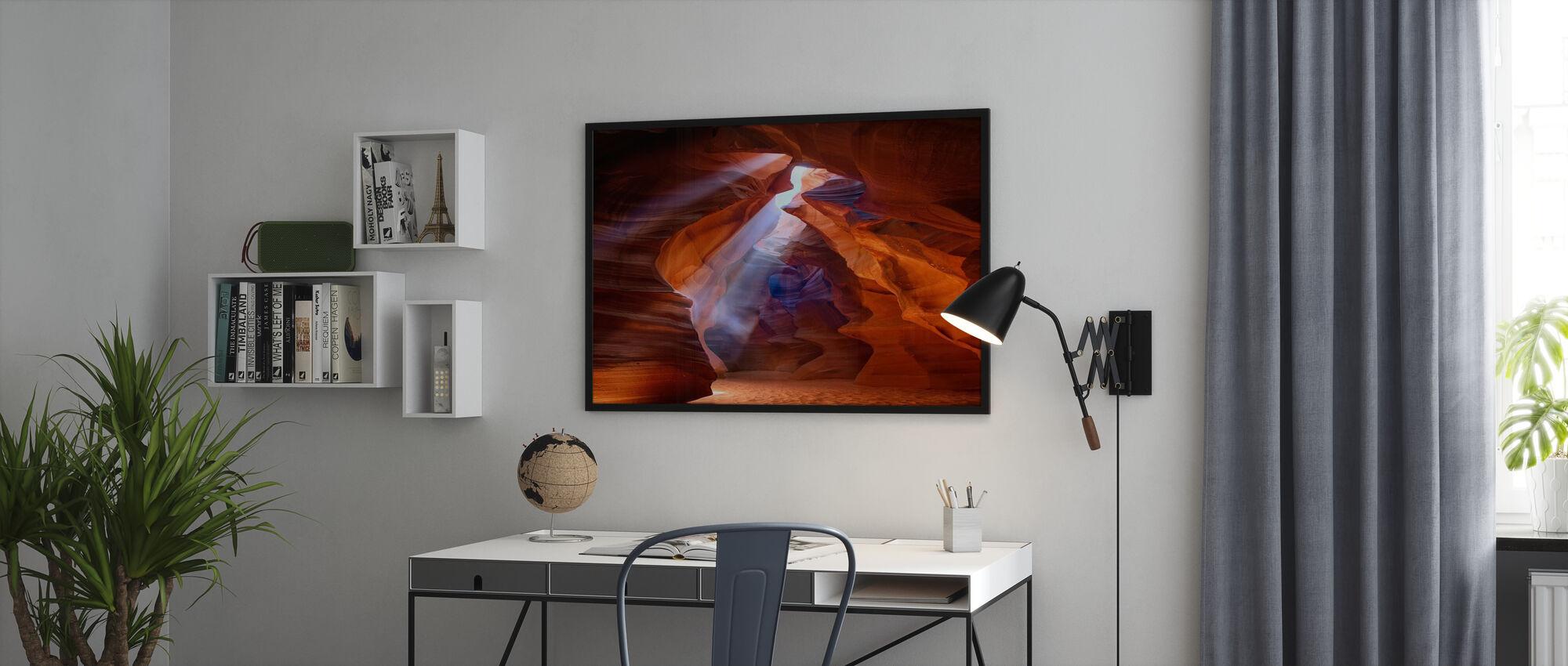 Pure Photodelight 2 - Framed print - Office