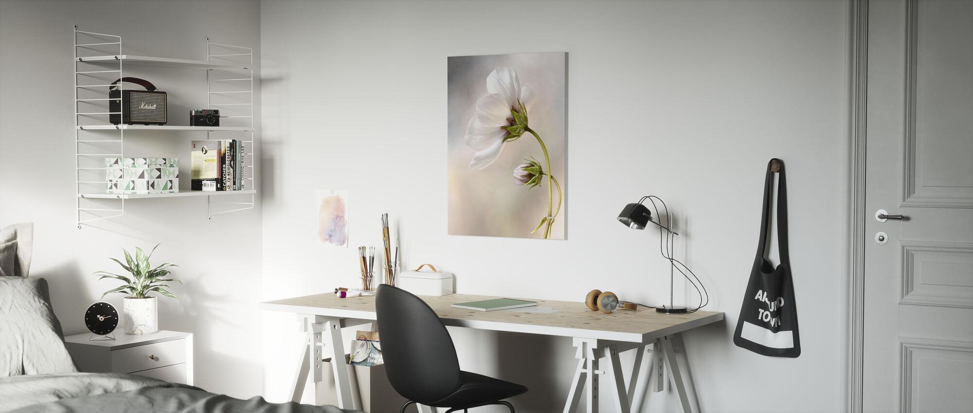 Hemelse Kosmos - Canvas print - Kinderkamer