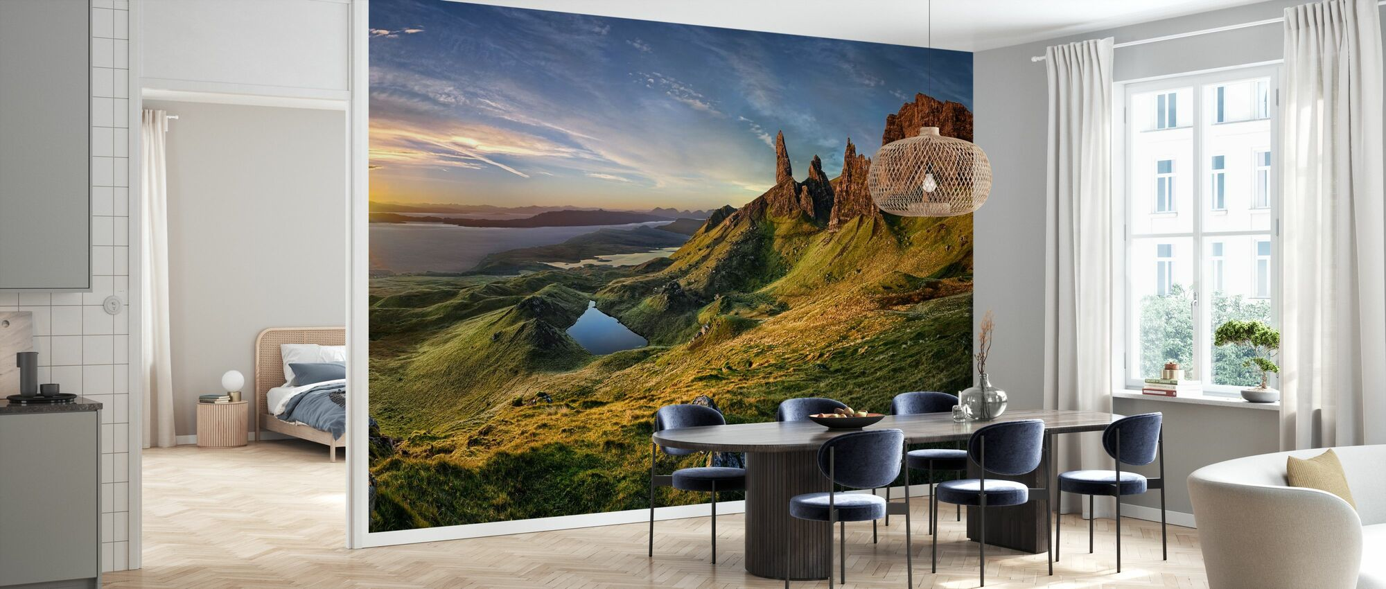 The Old Man of Storr - Wallpaper - Kitchen