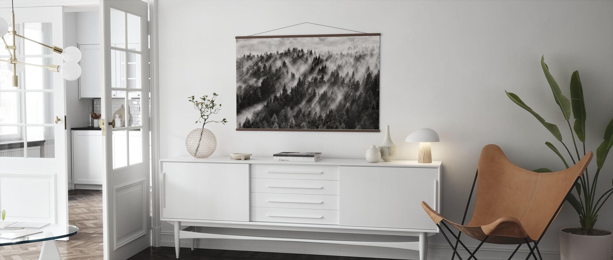 Sundance No.1 - Poster - Living Room