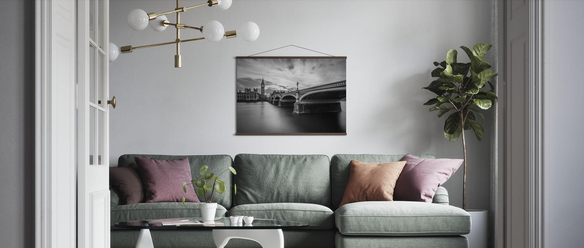 Westminster Serenity - Poster - Living Room