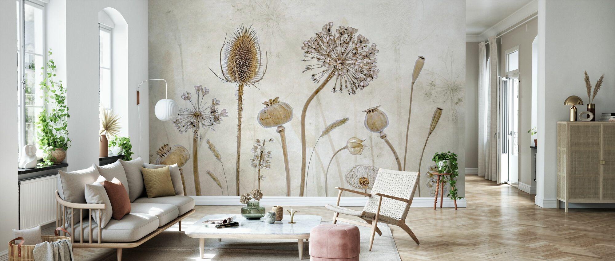 Growing Old - Wallpaper - Living Room
