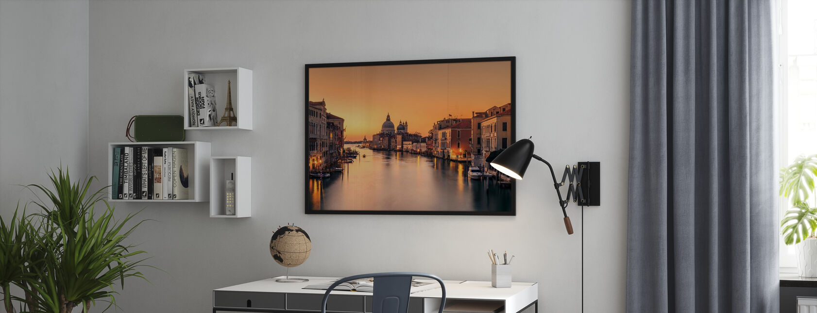 Dawn on Venice - Poster - Office