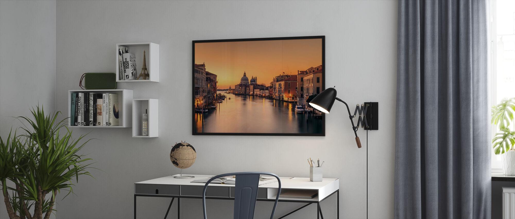 Gryning på Venedig - Poster - Kontor