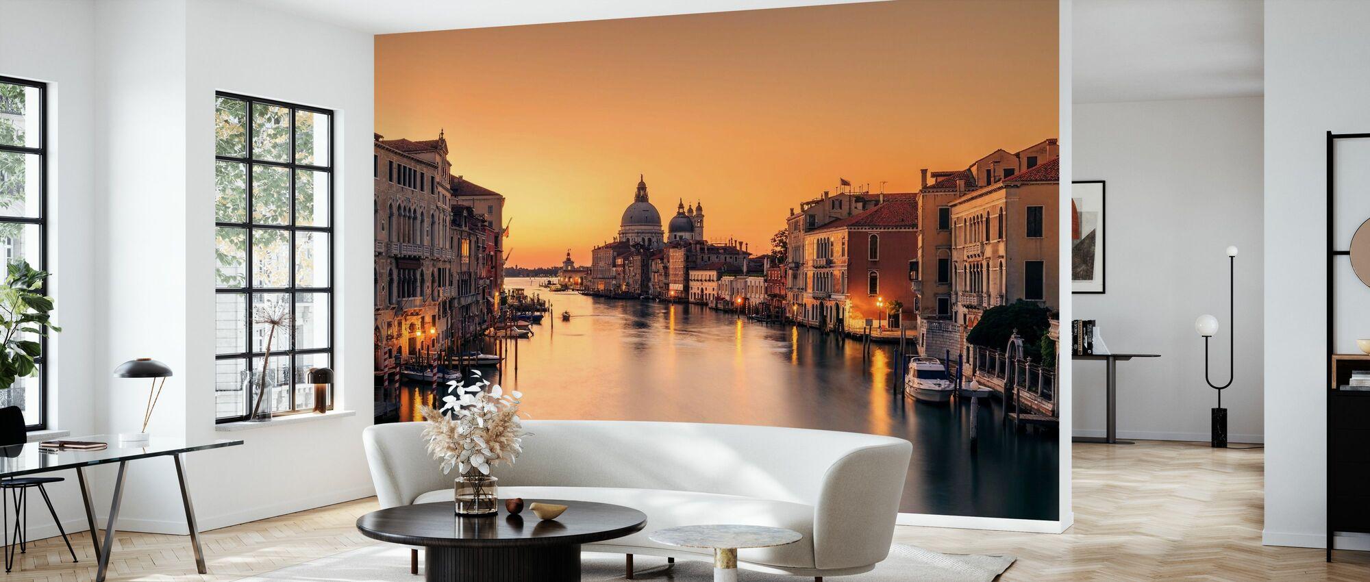 Dawn on Venice - Wallpaper - Living Room