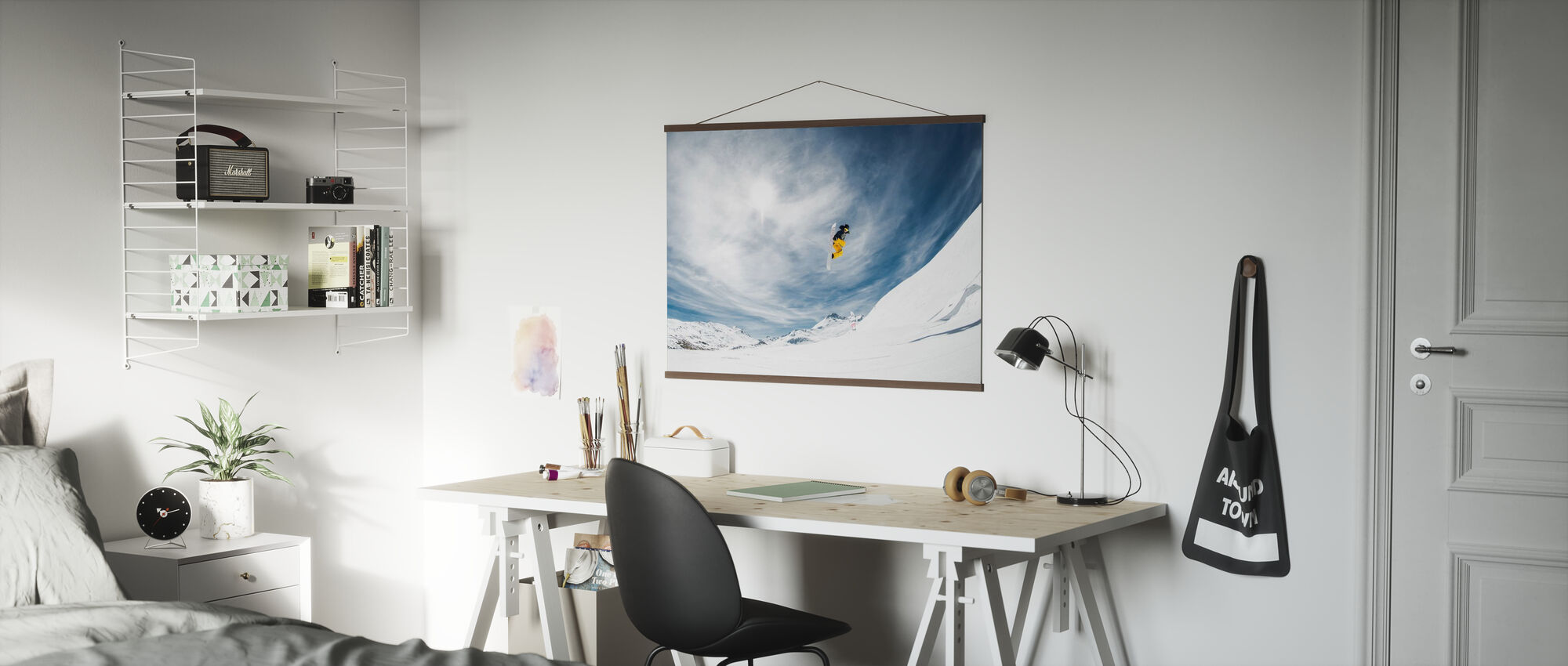 One Fine Method Grab - Poster - Office