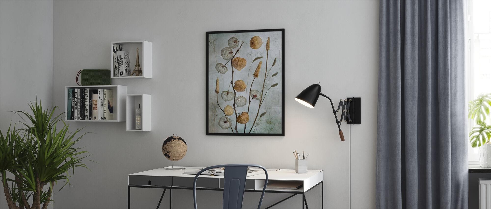 Lanterns - Poster - Office