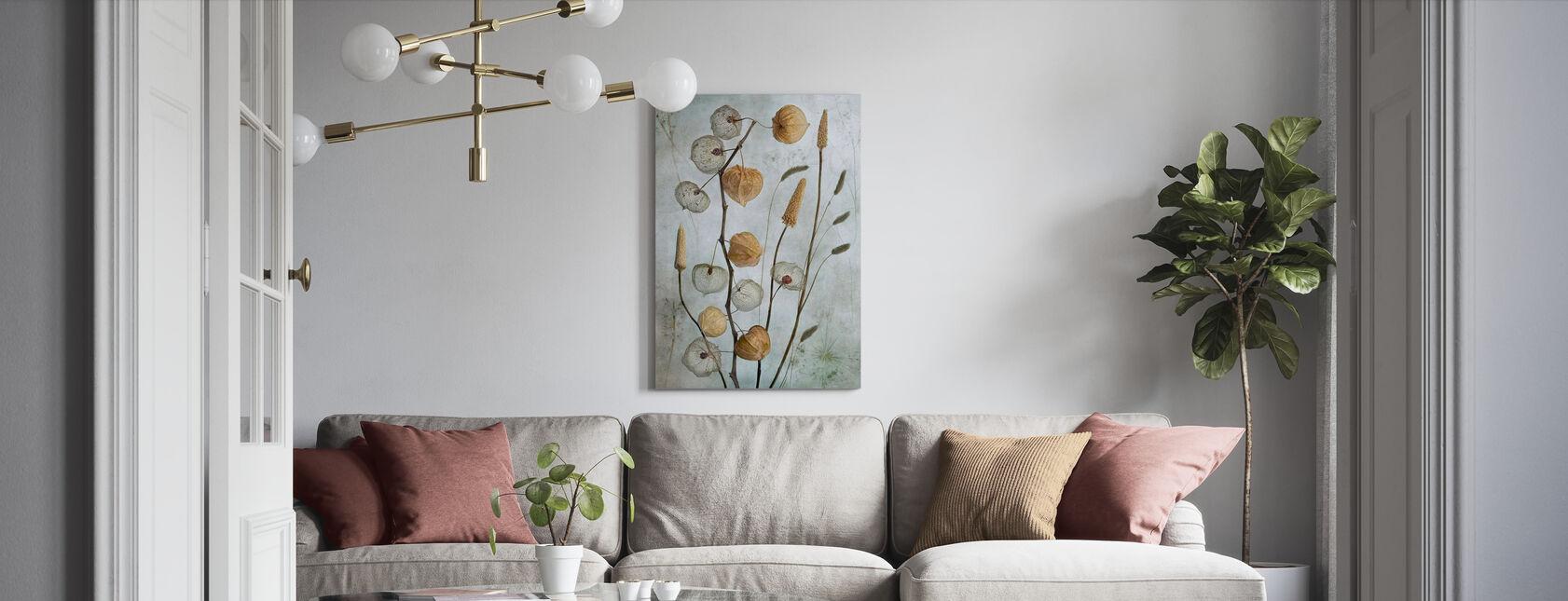 Lantaarns - Canvas print - Woonkamer