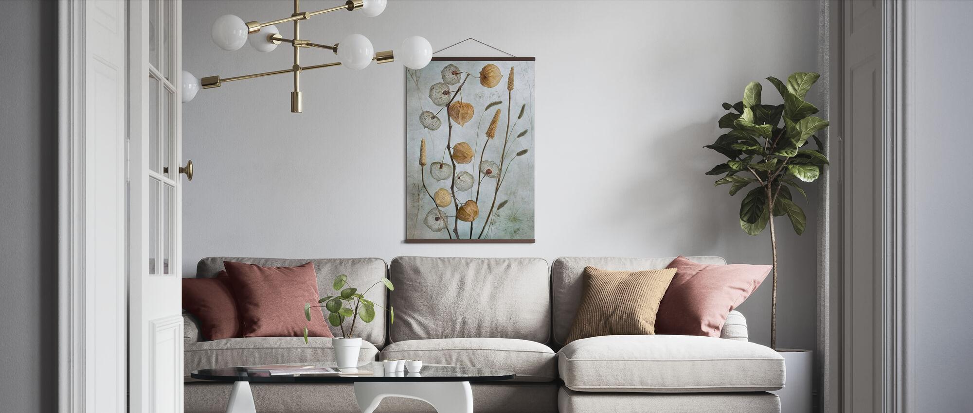 Lanterns - Poster - Living Room
