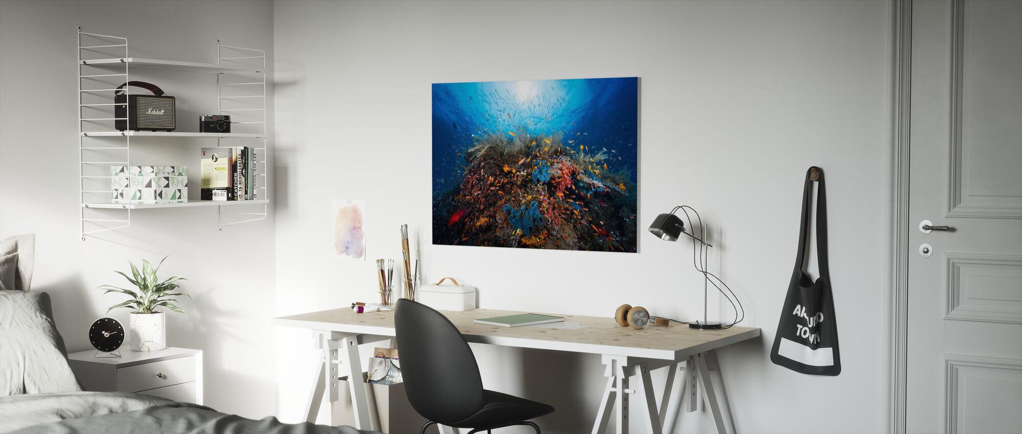 Apnea - Canvas print - Kids Room