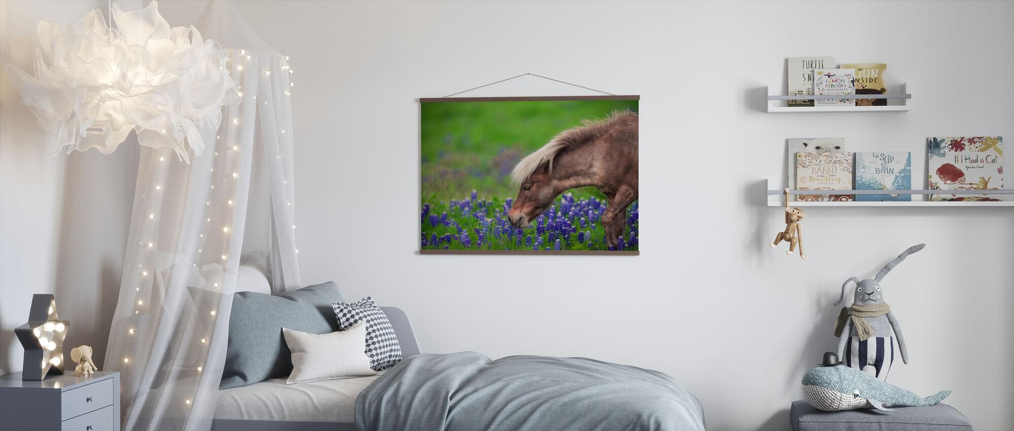 Våren är i luften - Poster - Barnrum