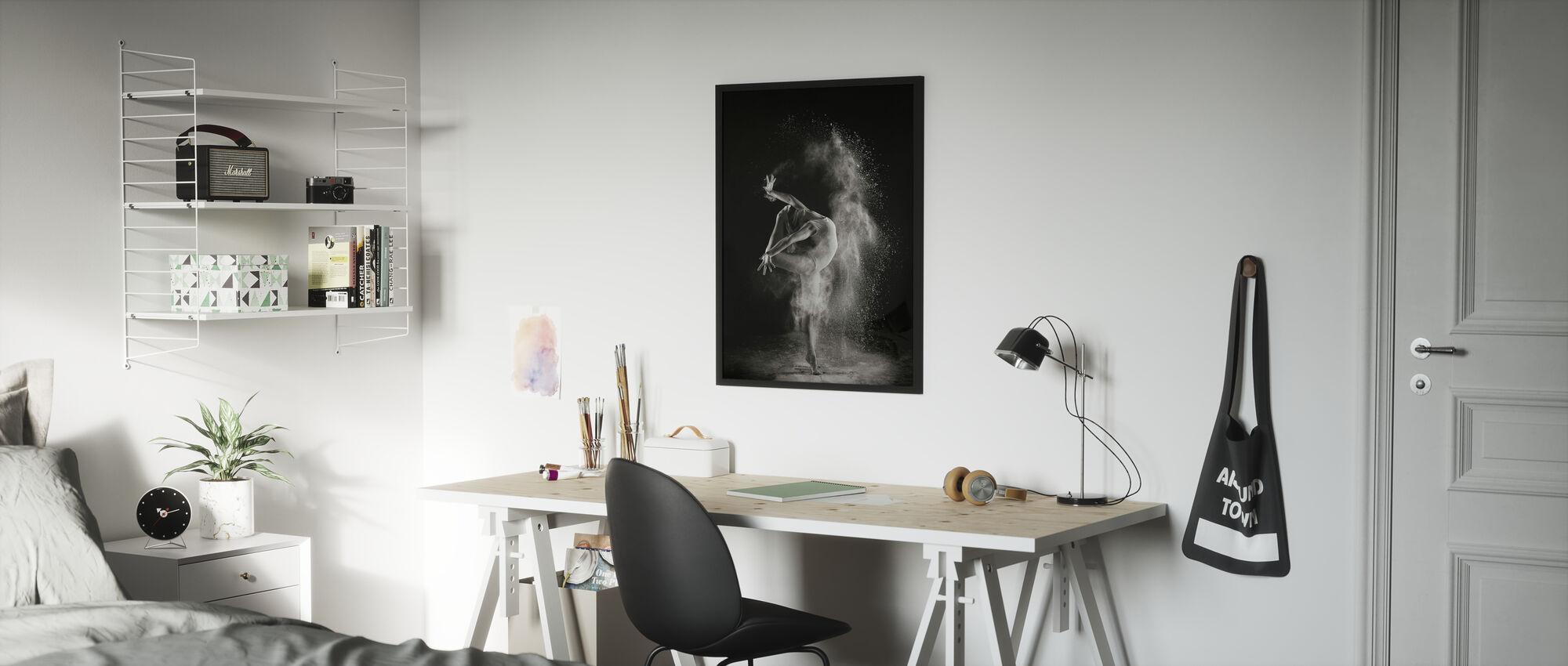 I lyset - Plakat - Barnerom