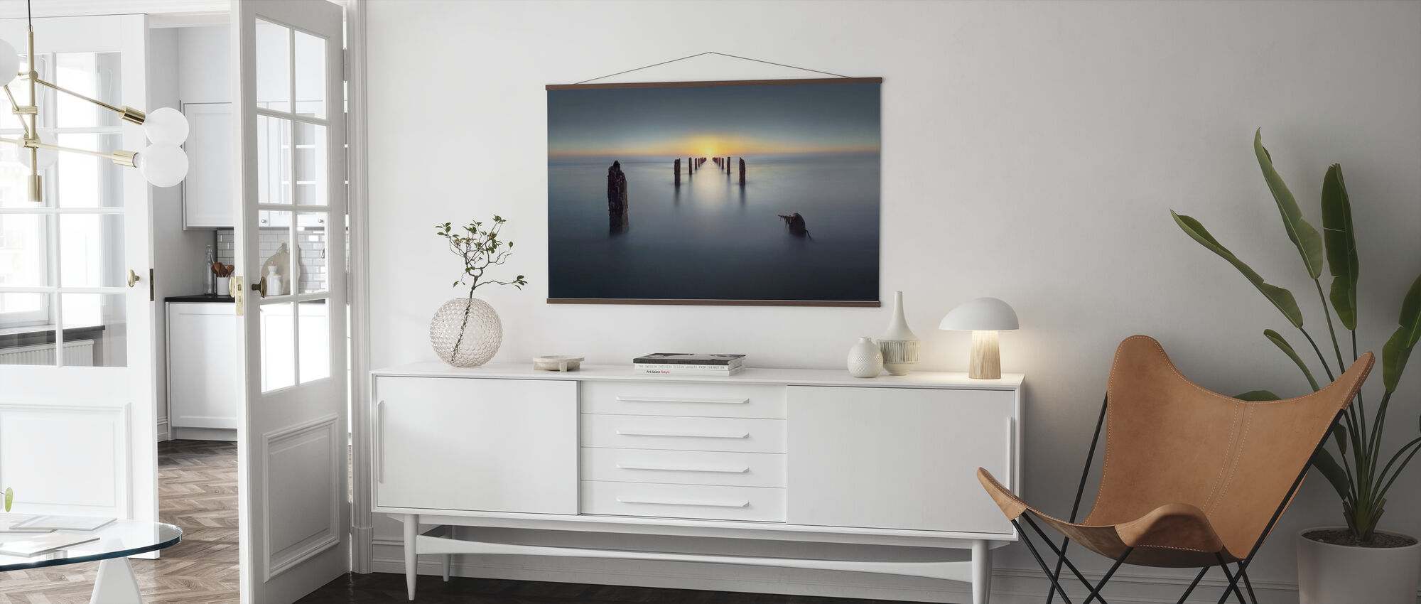 Last Light - Poster - Living Room