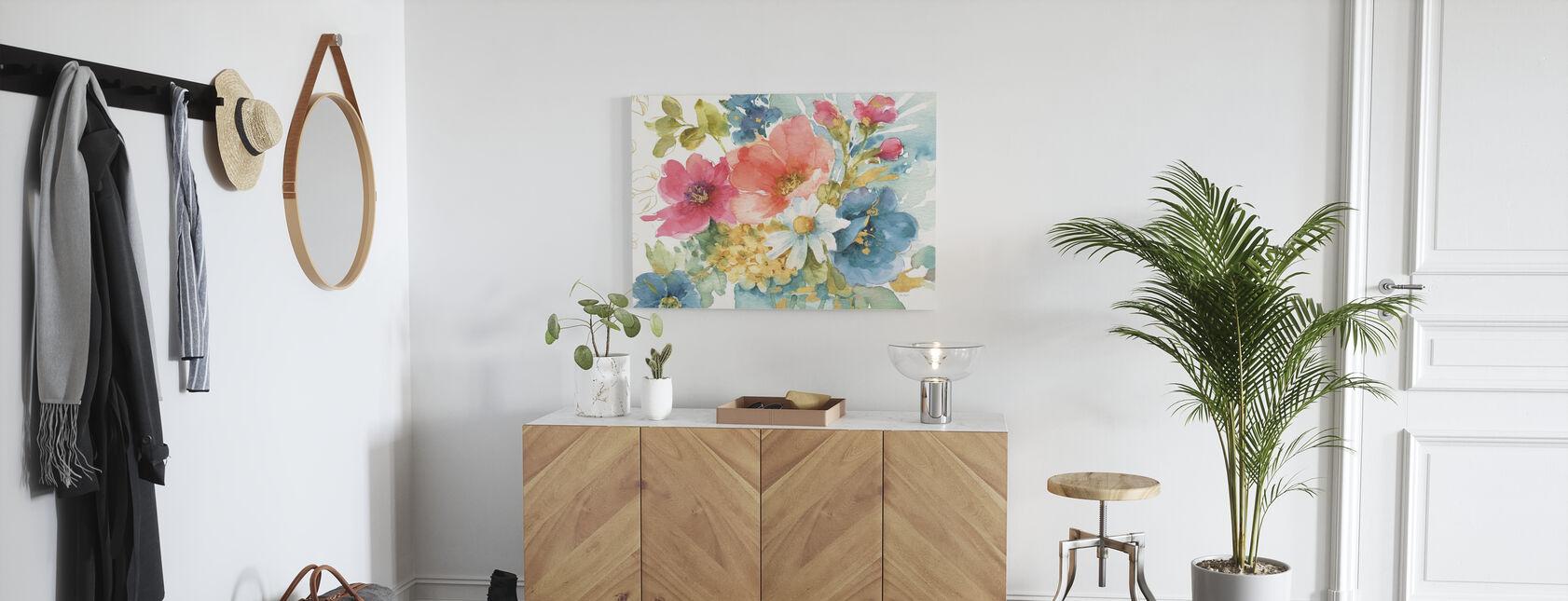 My Garden Bouquet I - Canvas print - Hallway