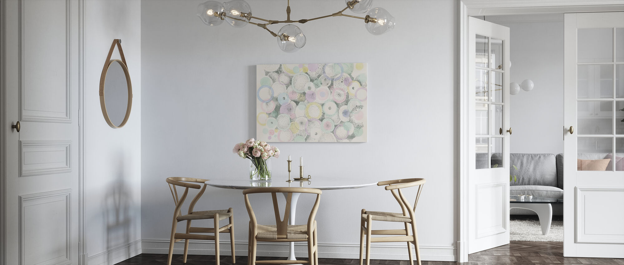 Breezes - Canvas print - Kitchen
