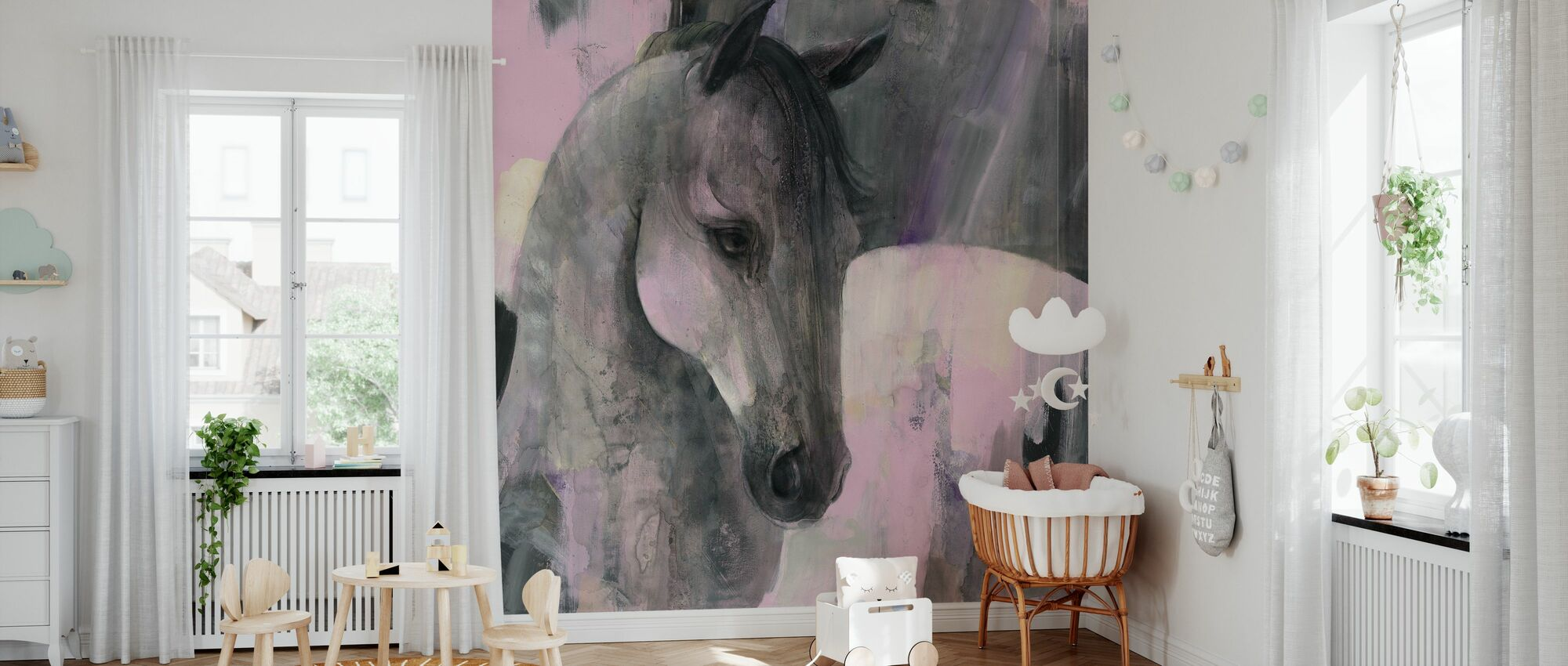 Gallant - Wallpaper - Nursery