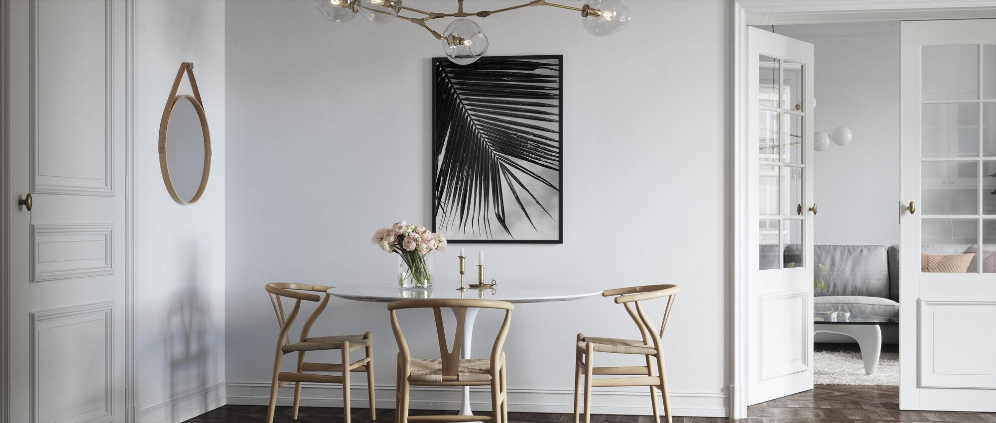 Palmblad II - Poster - Keuken