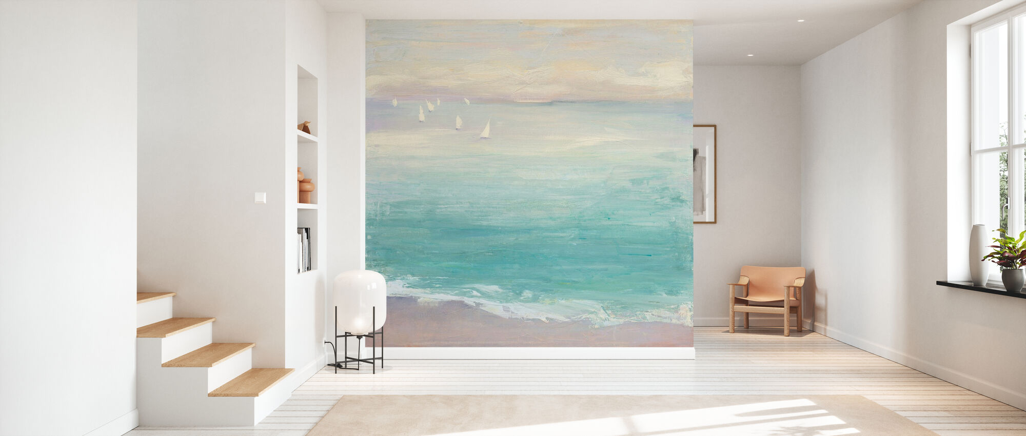 From the Shore - Wallpaper - Hallway