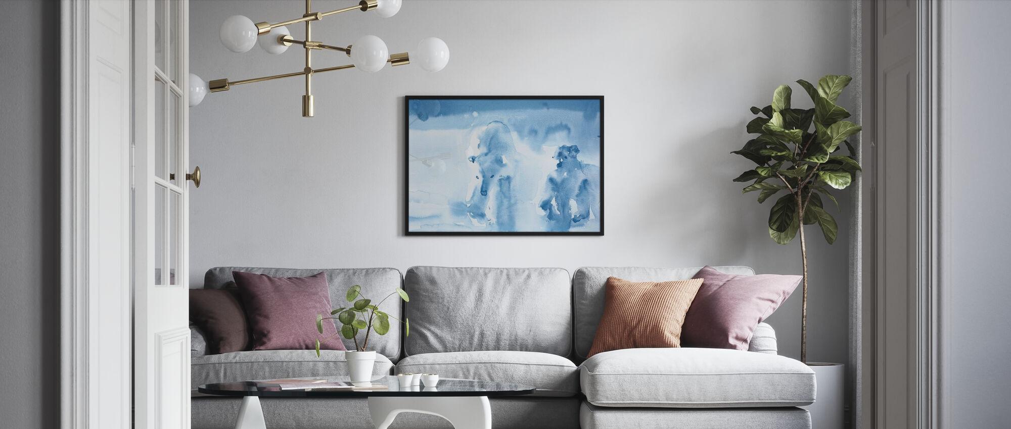 Ice Bears - Poster - Living Room
