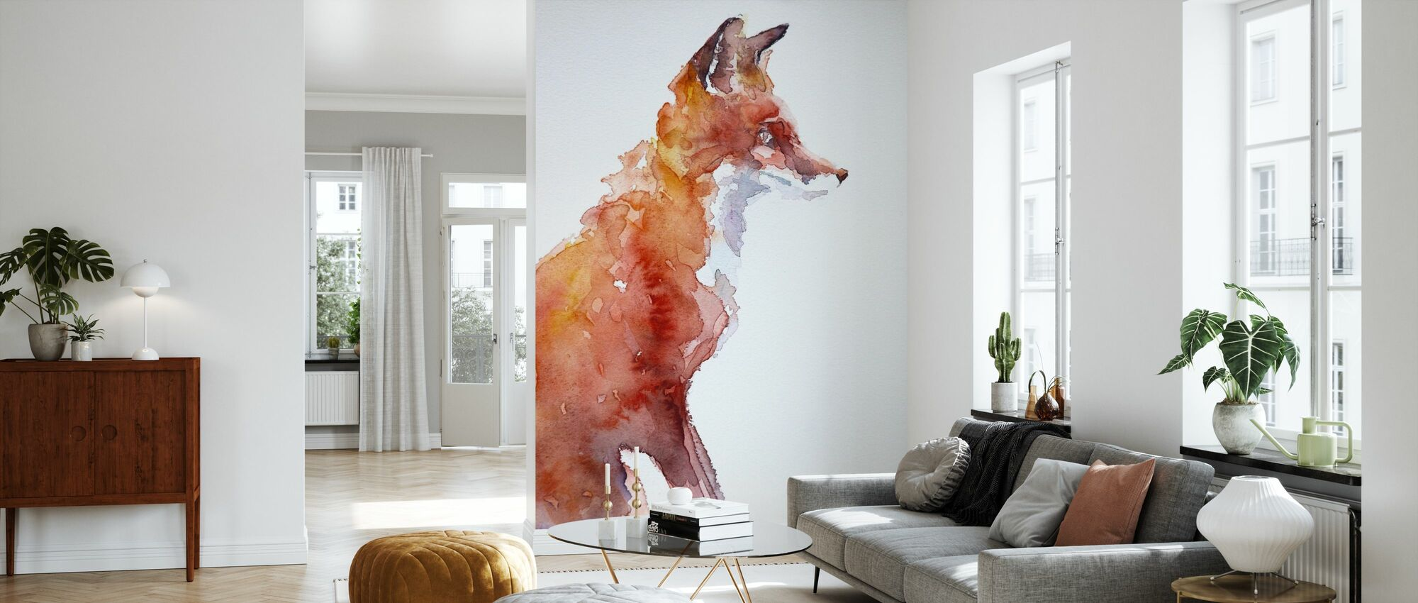 Sly As A Fox Wall Murals Online Photowall