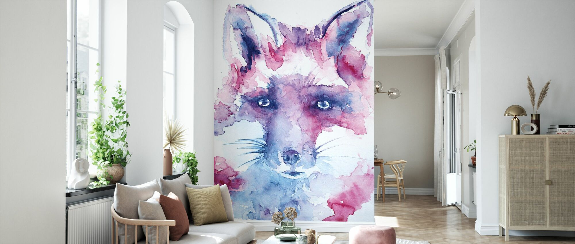 Sweet and Sour - Wallpaper - Living Room