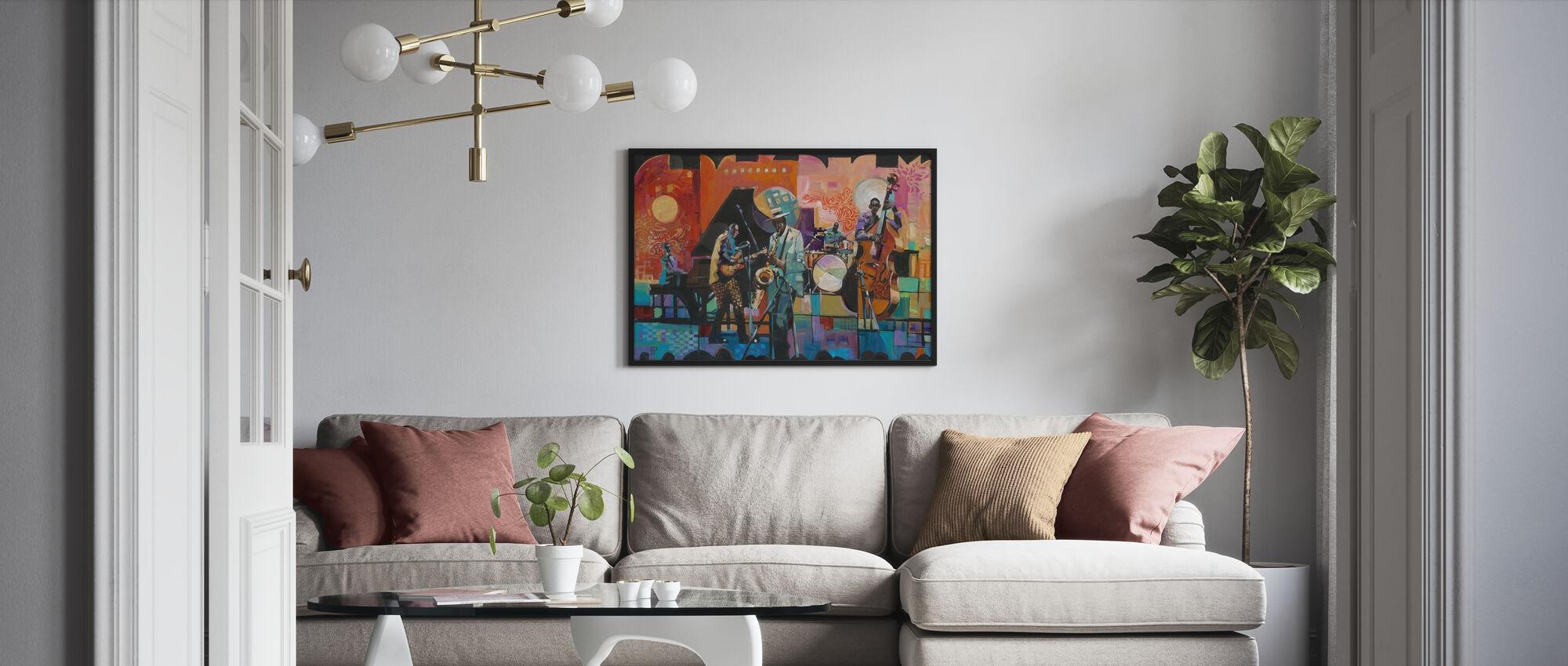 Dieser Jazz - Poster - Wohnzimmer