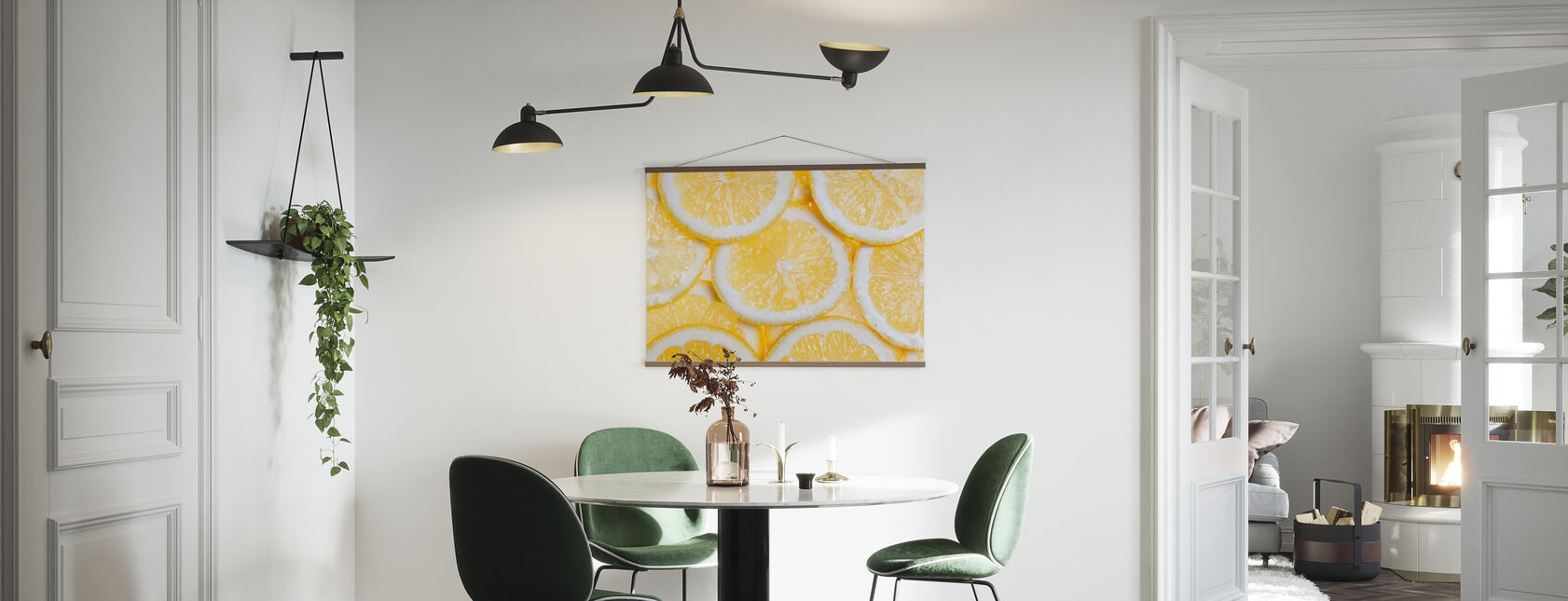 Orange Fruit - Poster - Kitchen