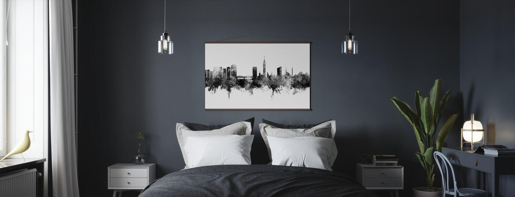Kairo Egypten Skyline - Poster - Sovrum