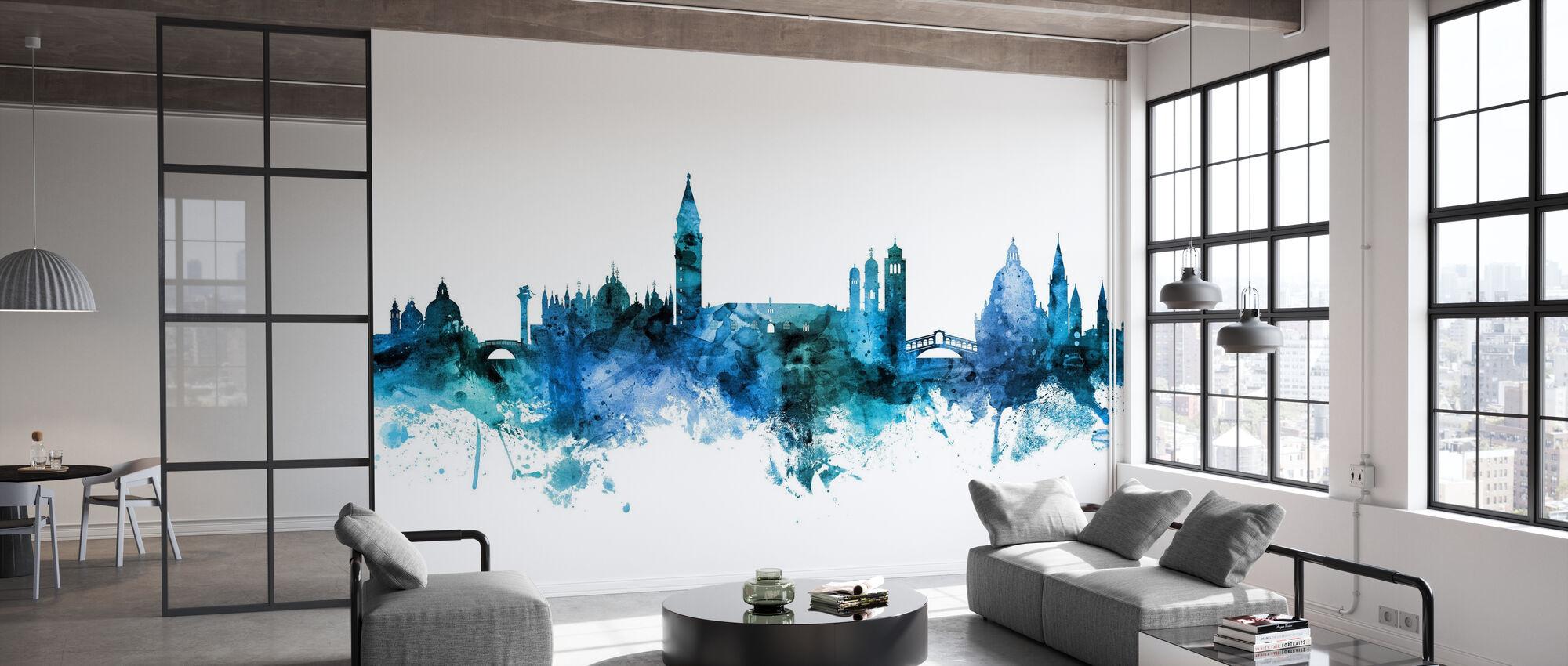 Venice Italy Skyline - Wallpaper - Office