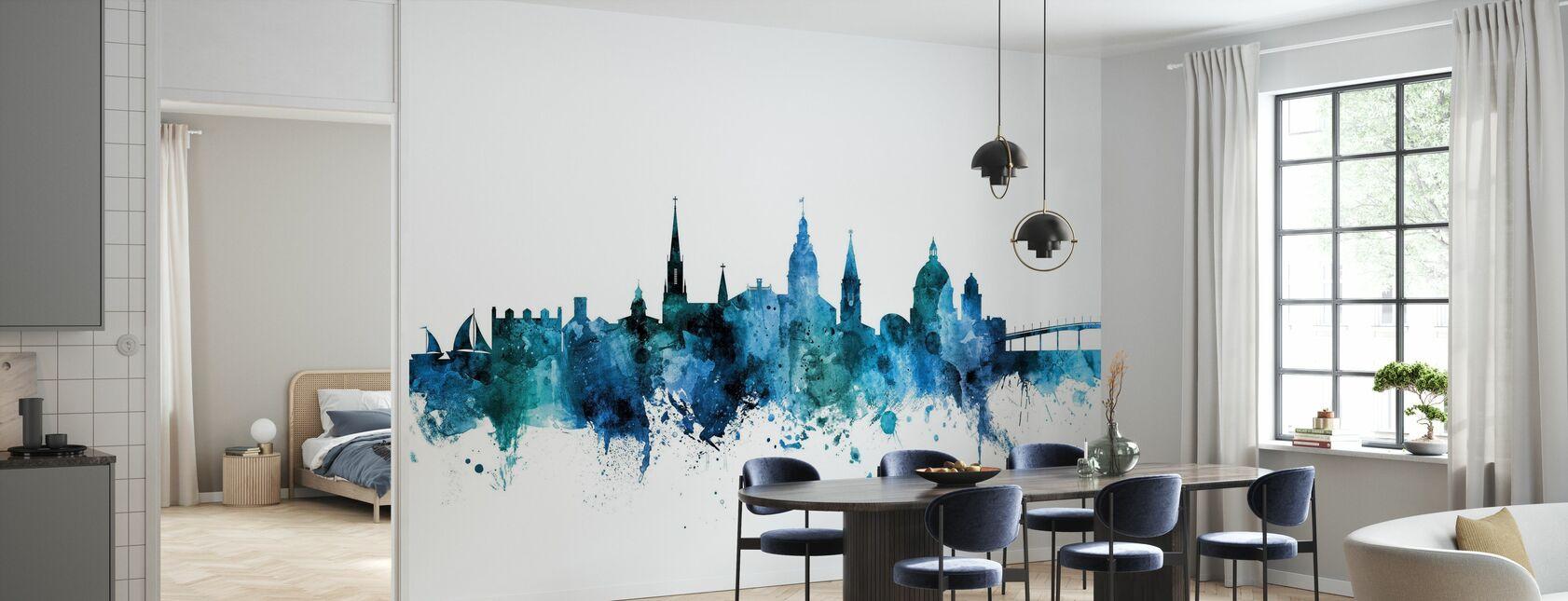 Annapolis Maryland Skyline - Wallpaper - Kitchen